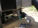 Шахтная зерносушилка с нагнетающими  вентиляторами  и двумя воздухонагревателями   MetalERG EKOPAL S 1000 и 750  на соломе_12