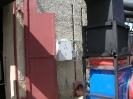 Шахтная зерносушилка с нагнетающими  вентиляторами  и двумя воздухонагревателями   MetalERG EKOPAL S 1000 и 750  на соломе_6