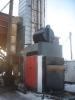 Шахтная зерносушилка с воздухонагревателем MetalERG EKOPAL S 1000 на соломе