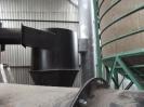 Досушивающие зернохранилища BIN с воздухонагревателем MetalERG  EKOPAL S 1000 на соломе_5