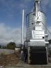 Установка   воздухонагревателя  EKOPAL S 1000 на соломе