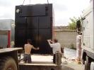 Монтаж миникотельной MetalERG 500кВт в Краснодаре за сутки с колес